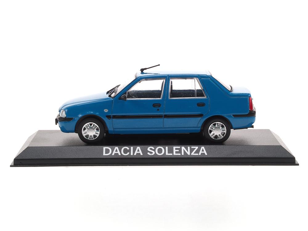 Dacia Solenza (2000) Editorial Atlas 1:43