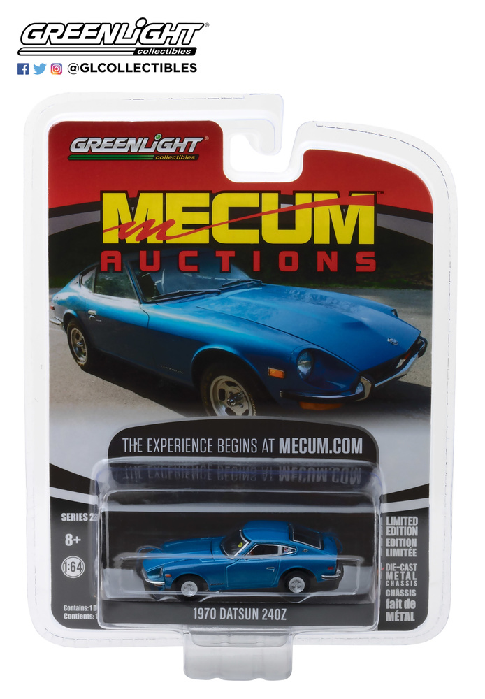 Datsun 240Z (1970) Greenlight 37140B 1/64
