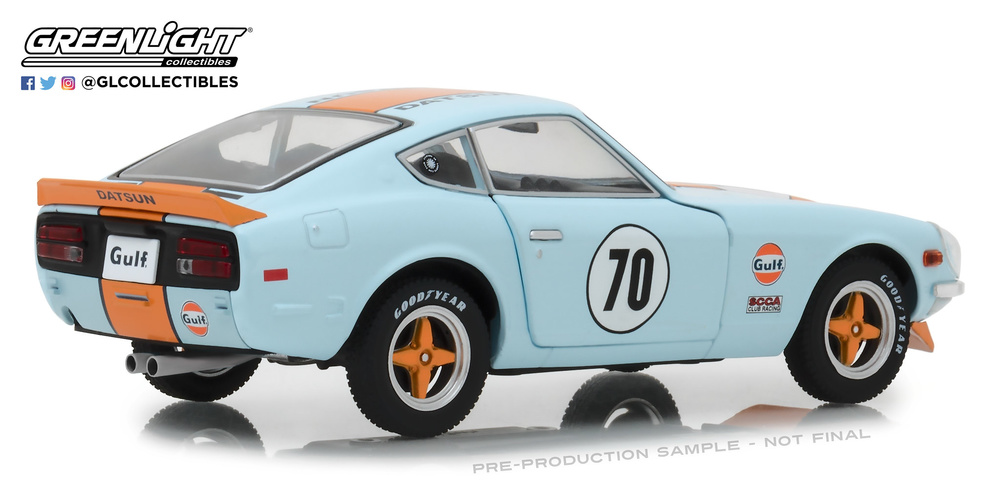 Datsun 240Z Gulf