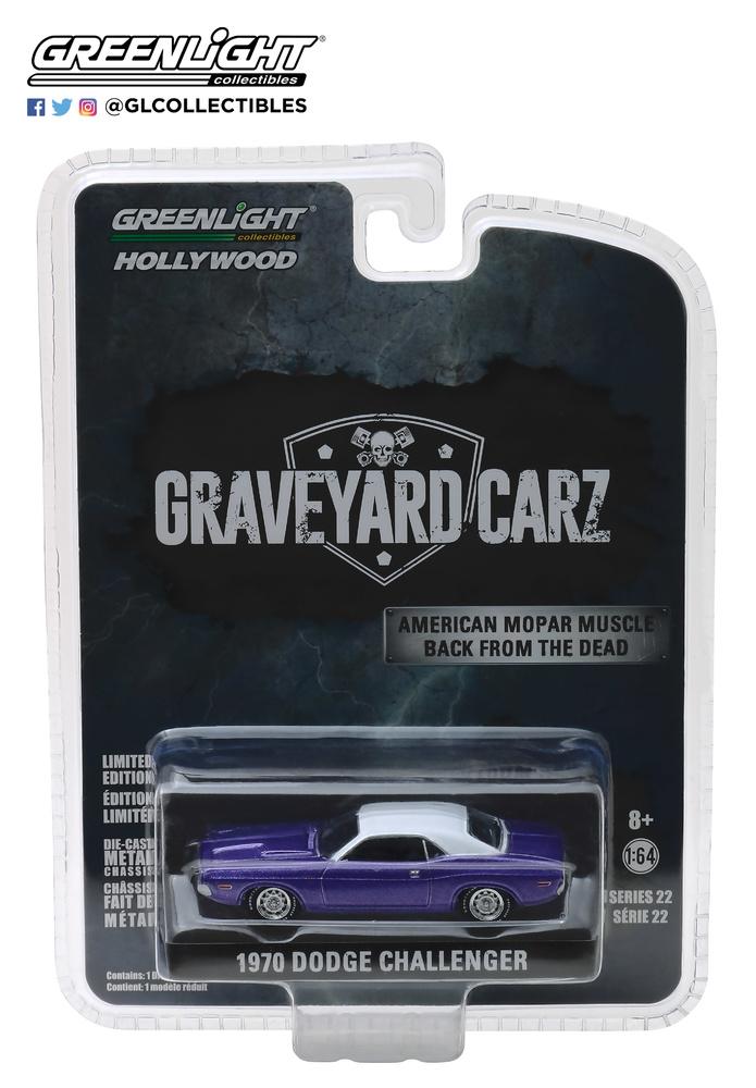 Dodge Challenger R/T de 1970 Graveyard Carz (2012-Current TV Series, Season 5 -