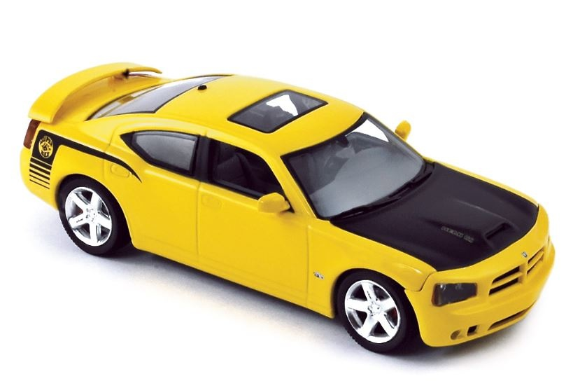 Dodge Charger SRT Super (2007) Norev 95006 1/43
