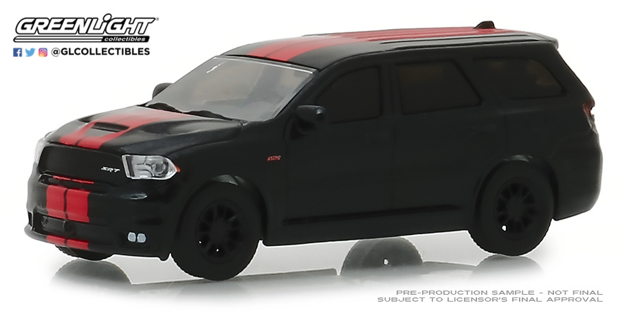 Dodge Durango SRT (2018) Greenlight 13230F 1/64
