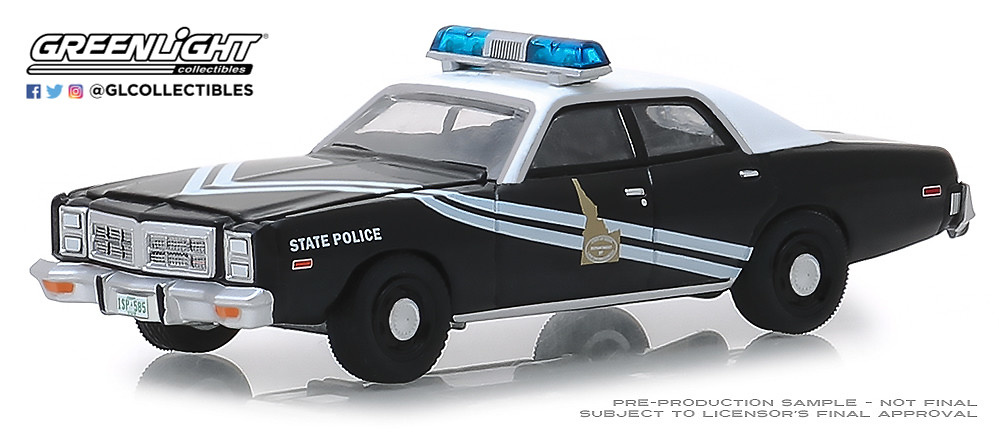 Dodge Mónaco - Policía estatal de Idaho (1978) Greenlight 42880C 1/64