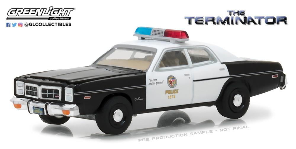 Dodge Monaco Policia Metropolitana