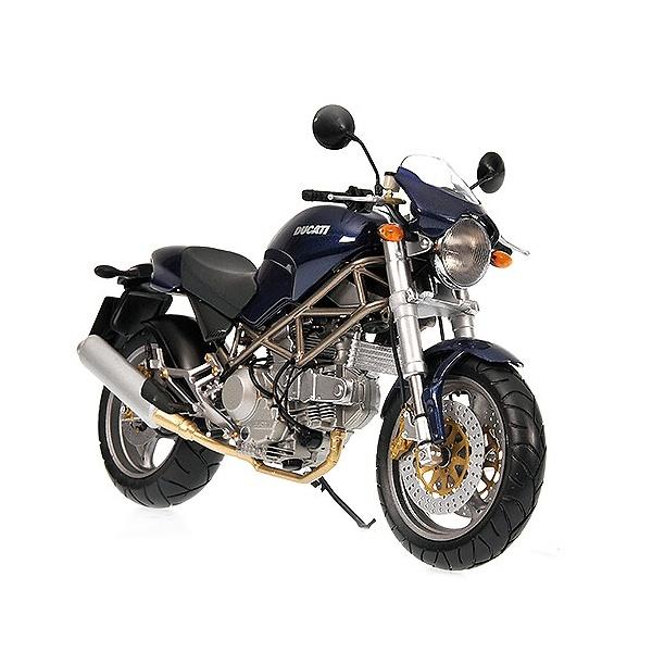 Ducati Monster 620-750-900 (2002) Minichamps 122120104 1/12