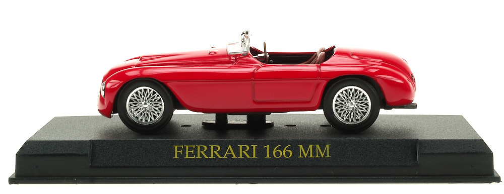 Ferrari 166 MM (1948) Fabbri 172393 1/43