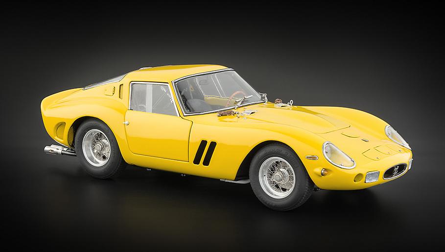 Ferrari 250 GTO (1962) CMC M153 1:18
