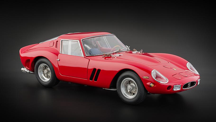 Ferrari 250 GTO (1962) CMC M154 1:18