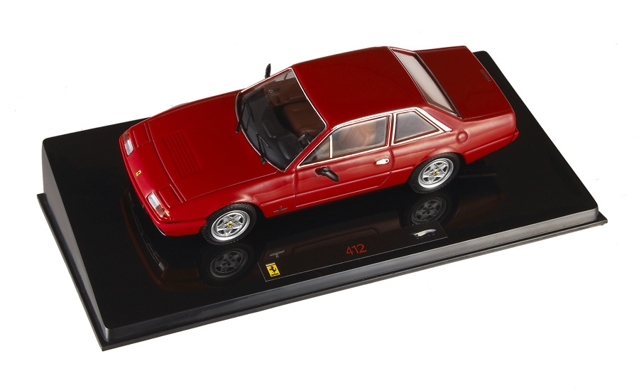 Ferrari 412 (1985) Hot Wheels N5595 1/43