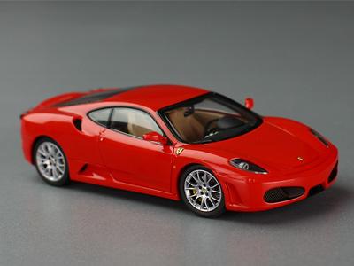 Ferrari 458 italia coupé negro a partir de 2009 1//43 Bburago modelo coche con o sin...