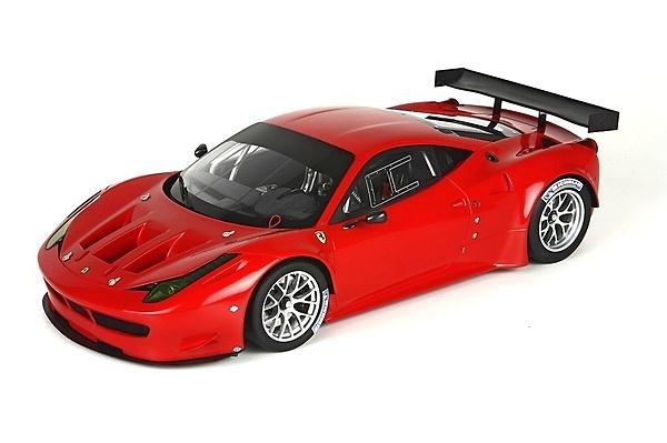 Ferrari 458 Italia GT2 (2011) BBR P1827 1/18