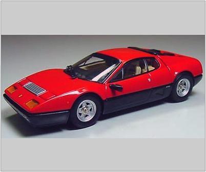 Ferrari 512BB (1976) Kyosho 05011RS 1/43