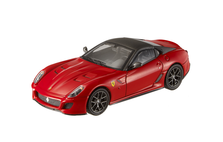 Ferrari 599 GTO (2010) Hot Wheels T6267 1/43