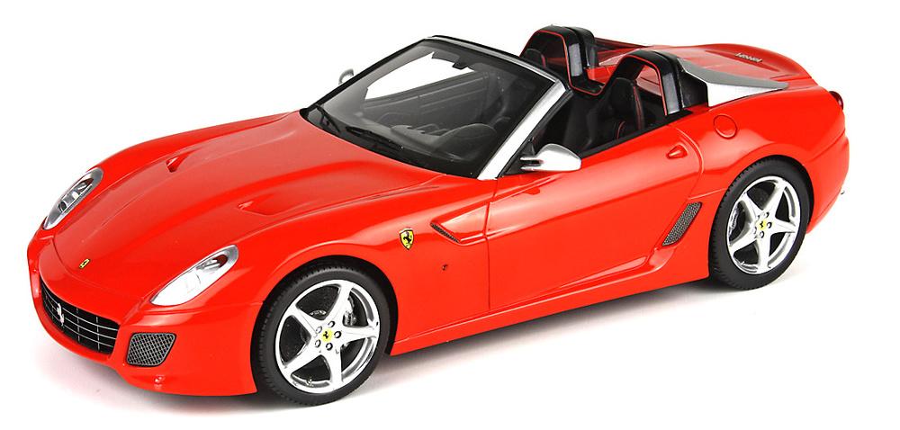 Ferrari 599 Super America Aperta (2010) BBR P1825E 1/18