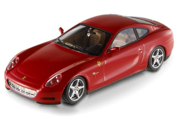Ferrari 612 Scaglietti (2004) Hot Wheels V8375 1/43
