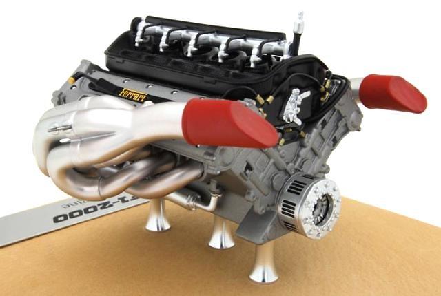 Ferrari F1-2000 Motor