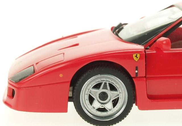 Ferrari F40 (1987) Herpa 1000 1/43