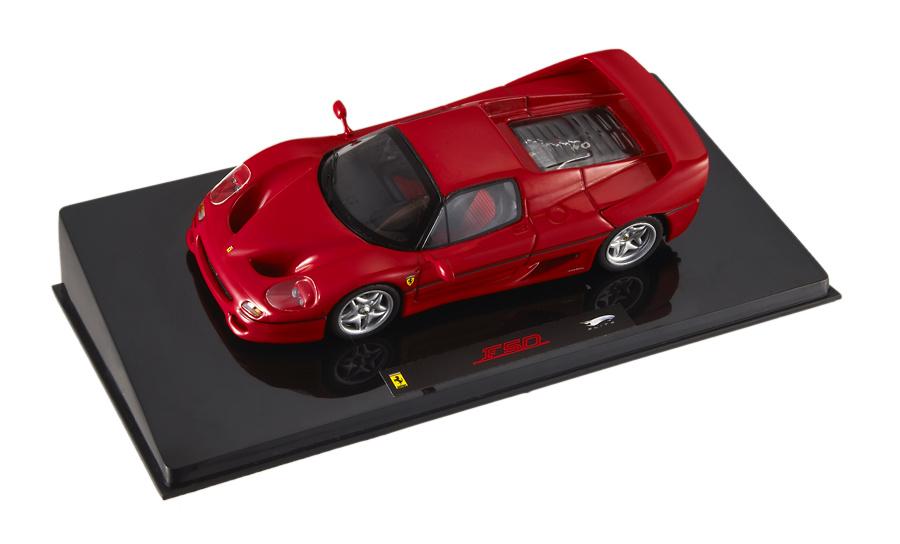 Ferrari F50 (1995) Hot Wheels P9933 1/43