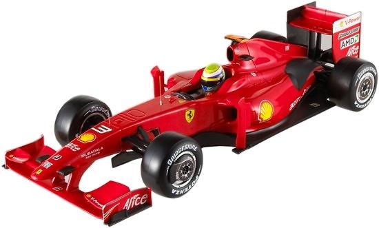 Ferrari F60 nº 3 Felipe Massa (2009) Hot Wheels P9966 1/18