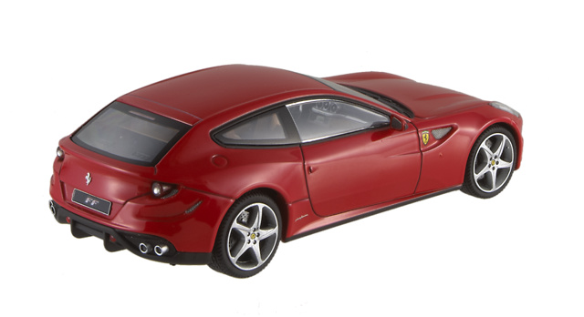 Ferrari FF (2011) Hot Wheels W1187 1/43