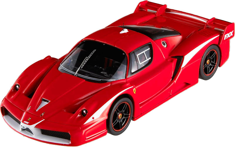 Ferrari FXX Evoluzione Hot Wheel Elite N5584 1/43
