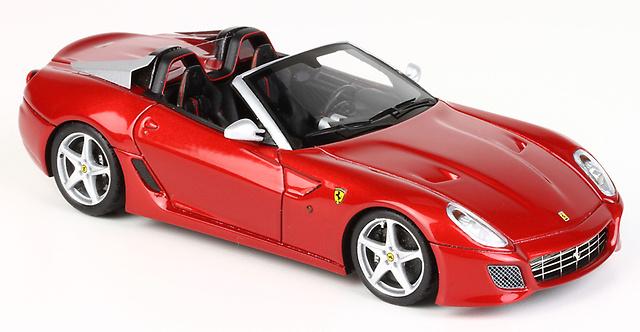 Ferrari SA Aperta Paris Auto Show (2010) BBR P1825 1/18