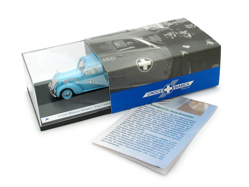 Fiat 1100 Autoambulanza
