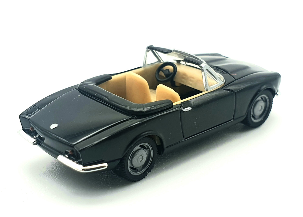 Fiat 124 Spider (1966) Herpa 022354 1/87