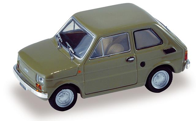 Fiat 126 (1972) Starline 507134 1/43