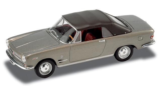 Fiat 2300S Cabriolet cerrado (1962) Starline 609616 1/43