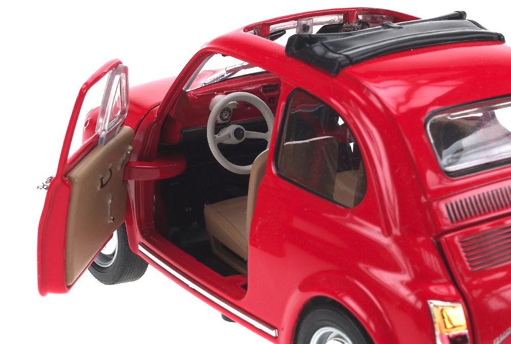 Fiat 500 F (1965) Atlas 1:24
