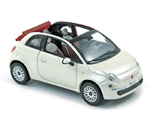 Fiat 500C (2009) Norev 770048 1/43