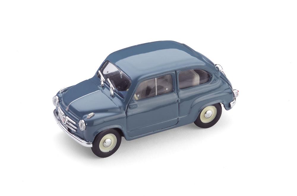 Fiat 600 1ª Serie (1955) Brumm R247 1/43