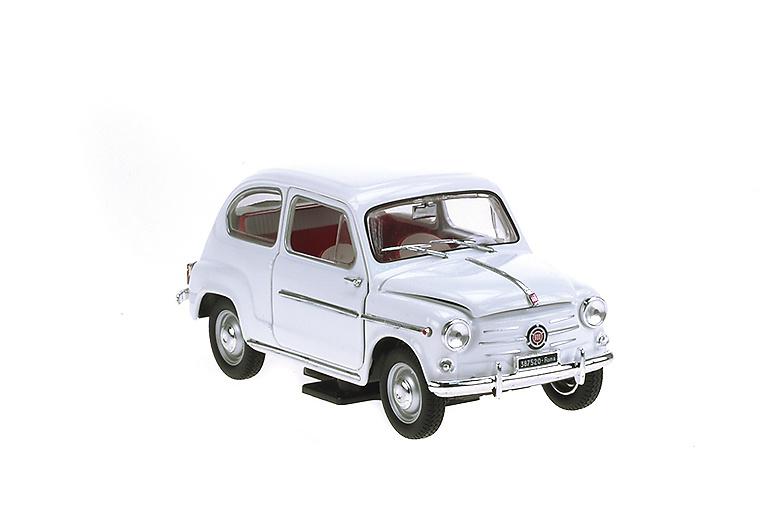 Fiat 600D (1960) Atlas 1:24