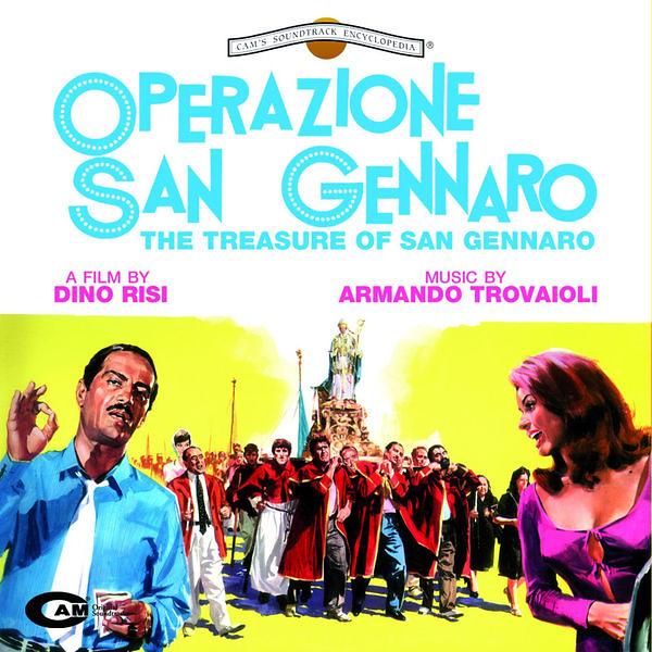 Poster de la película Operacion San Genaro