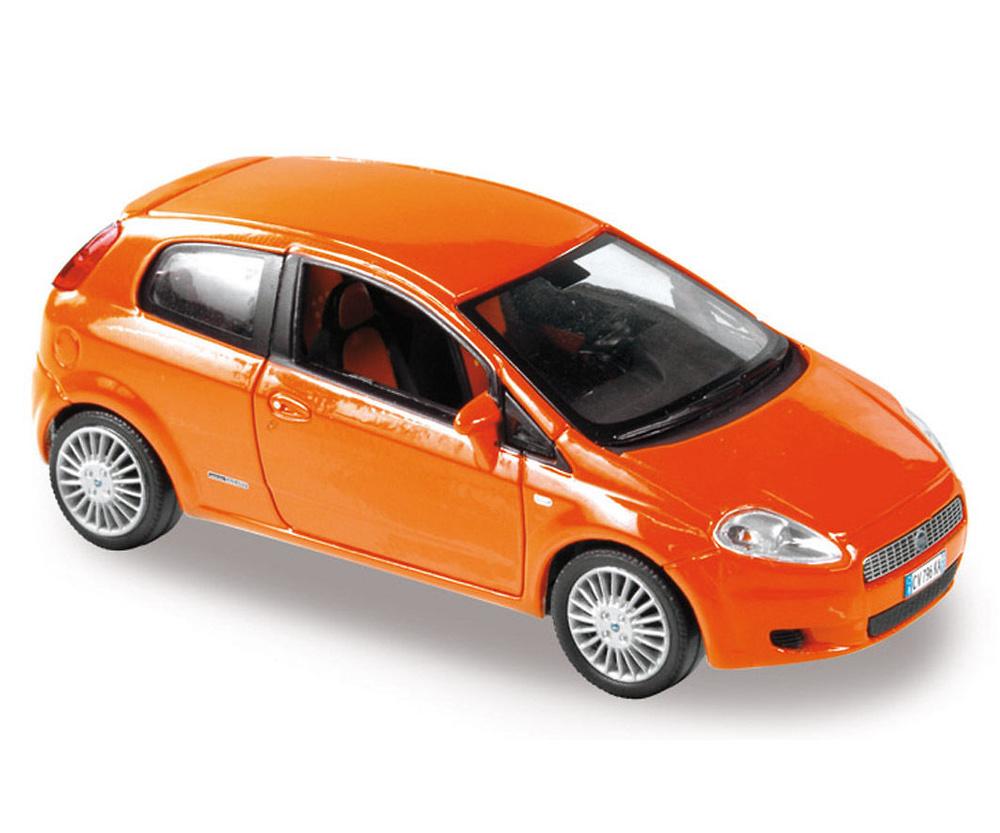 Fiat Grande Punto 3 puertas (2005) Norev 771064 1/43