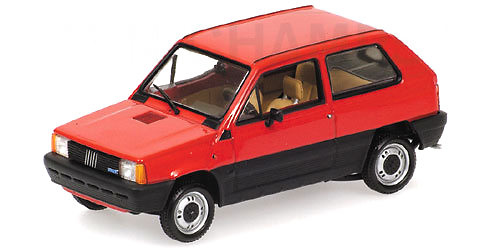 Fiat Panda (1980) Minichamps 400121401 1:43
