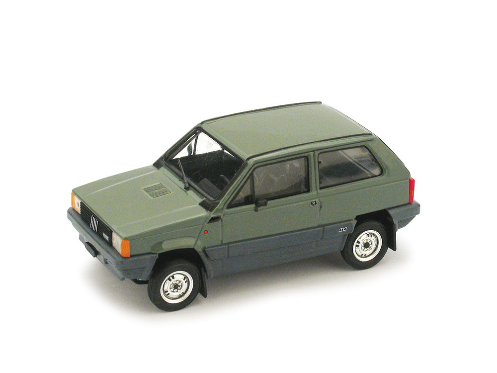 Fiat Panda 4x4 (1983) Brumm R441 1/43