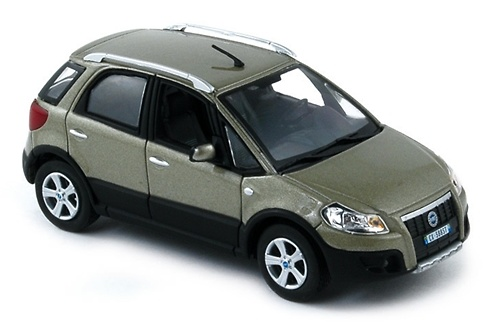 Fiat Sedici Glamour (2006) Norev 770091 1/43