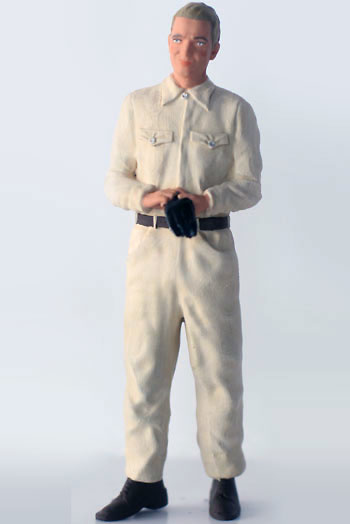 Figura Bernd Rosemeyer Figurenmanufaktur 180093 1:18