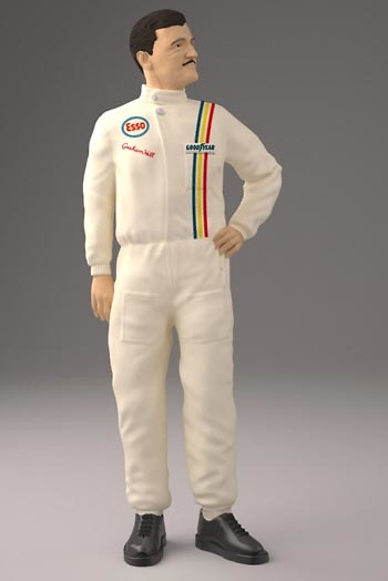 Figura Graham Hill Figurenmanufaktur 180022 1:18