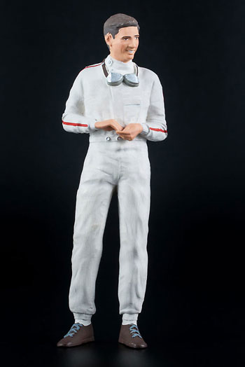 Figura Jim Clark Figurenmanufaktur 180013 1:18
