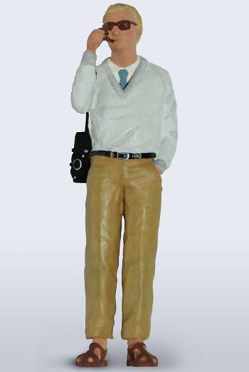 Figura Padre de la familia Figurenmanufaktur 180100 1:18