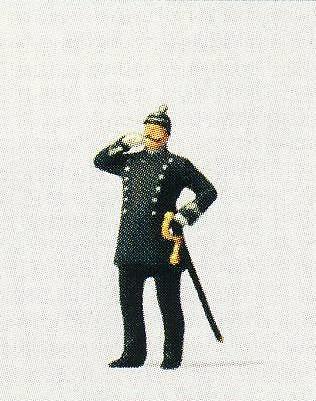 Figura Policia Aleman (1900) Preiser 29071 1/87