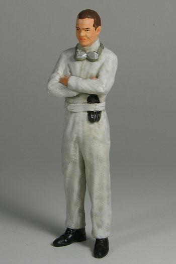 Figura Rudolf Caracciola Figurenmanufaktur 180043 1:18