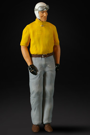 Figura Tazio Nuvolari Figurenmanufaktur 180005 1:18