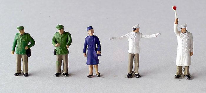 Figuras de Policias Vollmer 2274 1/87