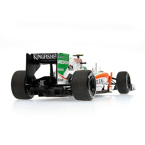 Force India VJM03 nº 15 Vitantonio Liuzzi (2010) Minichamps 410100015 1/43