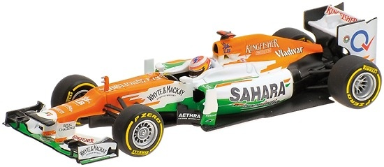 Force India VJM05 nº 11 Paul Di Resta (2012) Minichamps 410120011 1/43