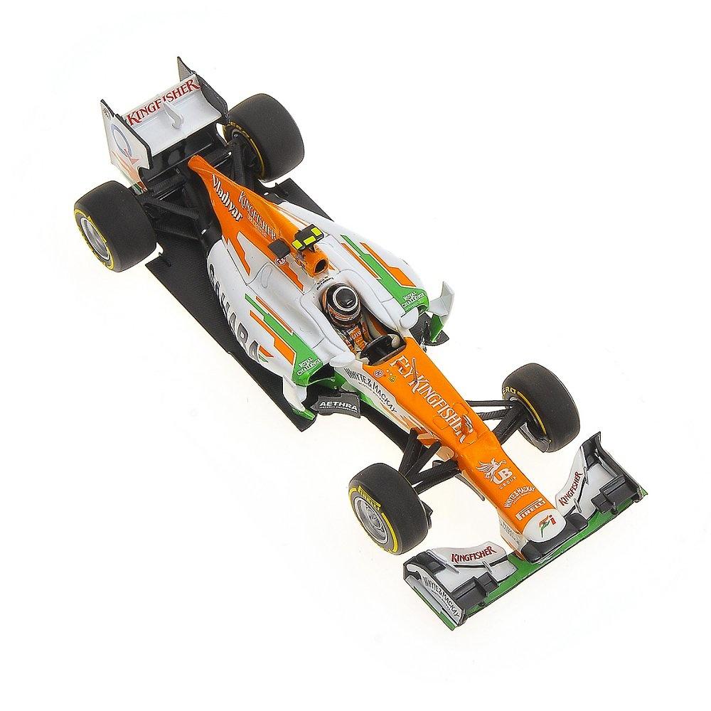 Force India VJM05 nº 12 Nico Hulkenberg (2012) Minichamps 410120012 1/43